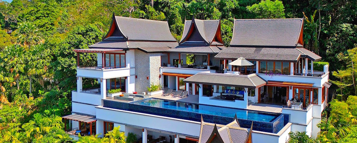 Thailand Architecture Overview Design Principles on Bali Style House Plans