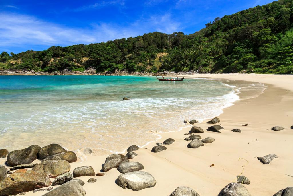 Freedom beach Phuket Thailand -- The Luxury Signature
