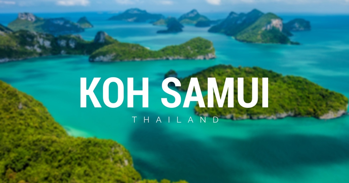 5 Reasons To Fall In Love With Koh Samui