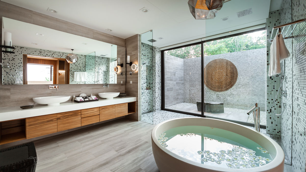 Spa Style Bathrooms Best Home Design 2018
